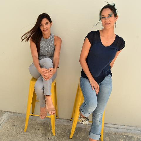 Hollywood business owners share their culture through custom clothing, jewelry and home decor