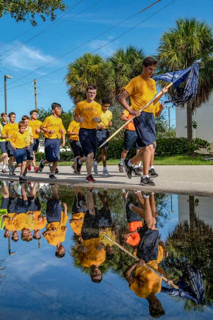 October 12 sunrise 5k to benefit the wounded warrior project and the fort lauderdale sea cadets