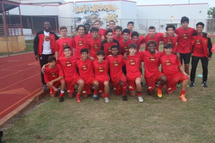 South Broward High School defeats George Jenkins 2-1 in state semi-final soccer game