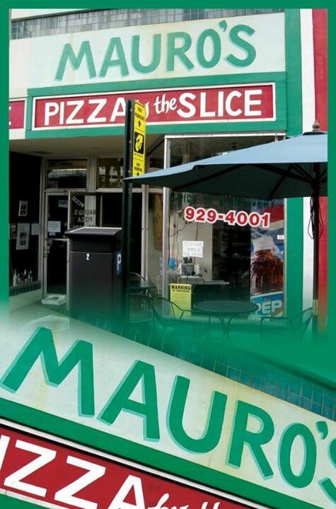 Mauro's Pizza
