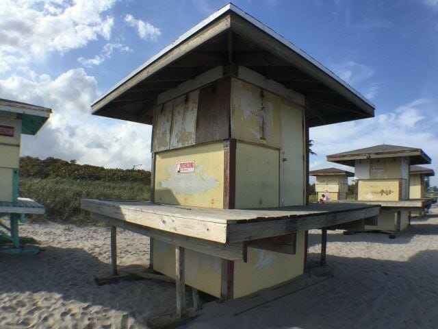 Lifegaurd Towers Added to City Auction Underway Now – Closes Tuesday, March 17th at 7pm