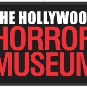 Hollywood Horror Museum Patch