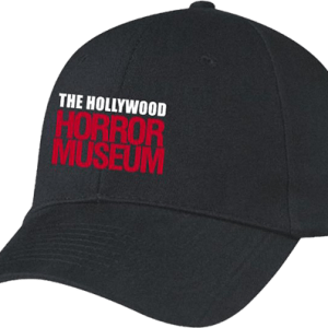 Hollywood Horror Museum Hat