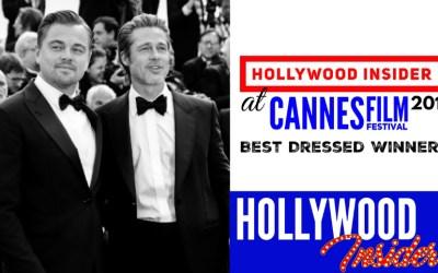 Hollywood Insider's BEST DRESSED WINNERS: Cannes Film Festival 2019 – Recap With Leonardo DiCaprio, Brad Pitt, Priyanka Chopra Jonas, Nick Jonas, Elle Fanning, Ming Xi & Many More