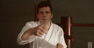 """Is Jesse Eisenberg's """"The Art Of Self Defense"""" A Dark & Comedic Version Of Brad Pitt's """"Fight Club"""" And Also Addressing The Pitfalls Of Toxic Masculinity?"""