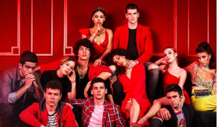 Netflix's 'Elite' 2 is Sexier - Omar & Ander #Omander Prove Love Wins -  Hollywood Insider