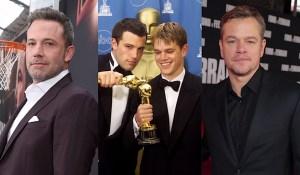 Hollywood Insider Matt Damon, Ben Affleck, The Last Duel, Good Will Hunting