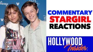 Hollywood Insider Videos Stargirl Commentary Disney, Grace Vanderwaal