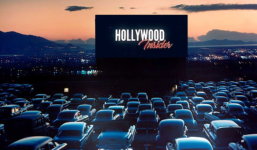 Hollywood Insider Drive-In Movie Theaters