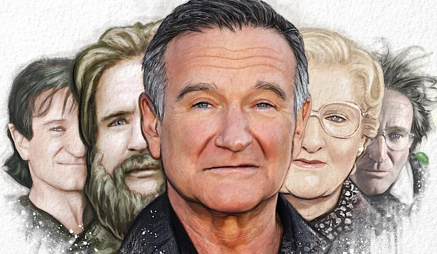 Hollywood Insider Robin Williams Tribute, Oscar Winning Comedian Actor