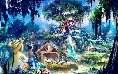 Disney Park's Splash Mountain Re-Themed Due to Racist Facts