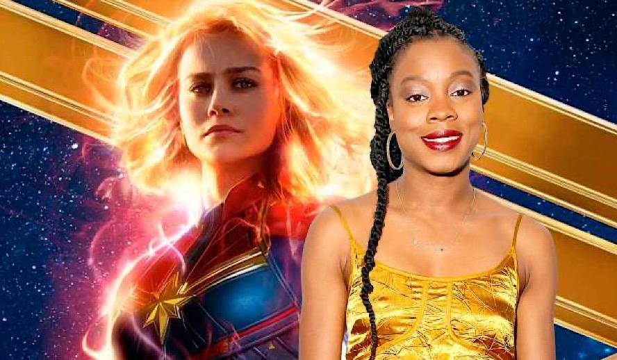 Hollywood Insider Captain Marvel 2, Nia DaCosta, First Black Female Director For Marvel Studios, Brie Larson