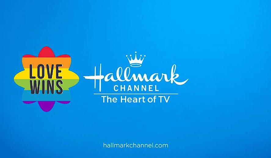 Hollywood Insider Hallmark Channel LGBTQ+ Movies, Gay Movies, Love Wins