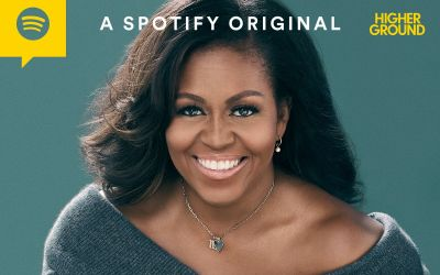 Michelle Obama Podcast with Guest Barack Obama: A Powerfully Loving Relationship