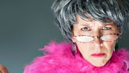 Grandma Mary Schools Competition on Comedy, Business Fusion