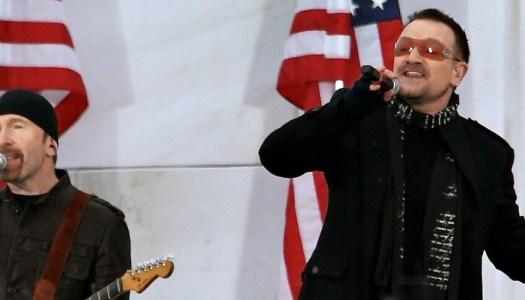 Brave U2 Taunts Trump in 'Joshua Tree' Reboot Tour