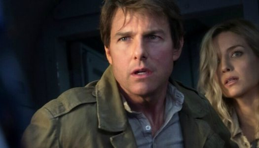 'The Mummy' Makes Cruise's Couch Jump Look Sane