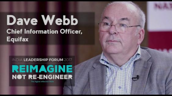 Equifax CIO David Webb