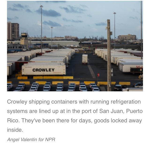 Puerto Rico docks