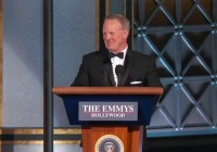 Sean Spicer at the Emmys! (Video)