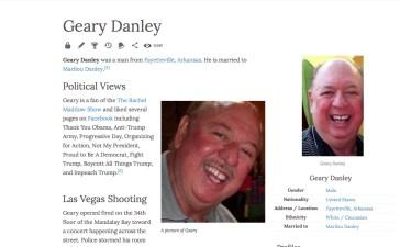 Geary Daniel