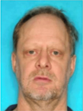 Steve Paddock DMV photo