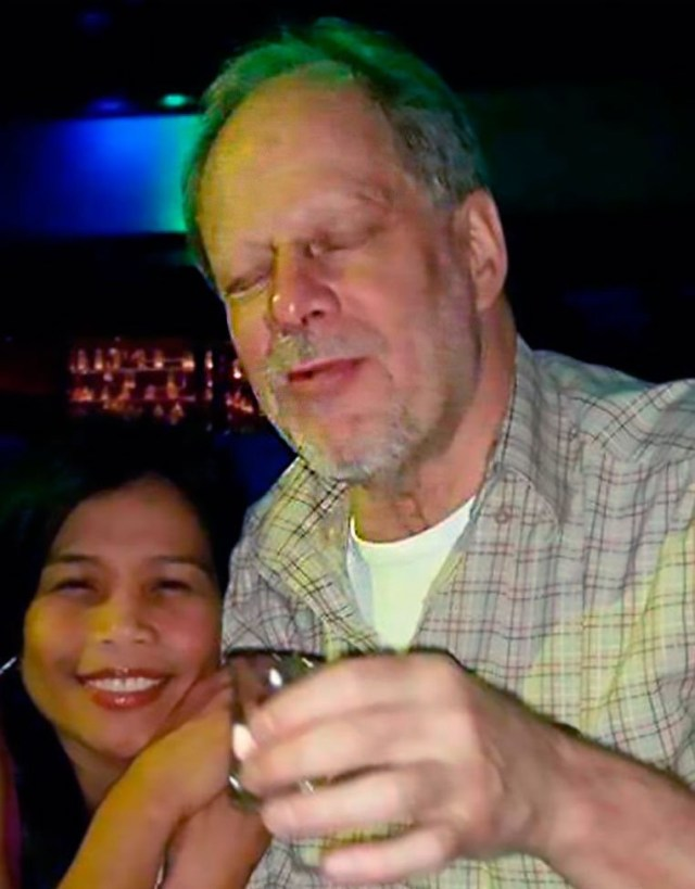 Stephen paddock warning large graphic photo of his suicide for Stephen paddock 13 tattoo