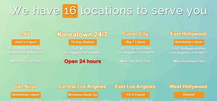 Bitcoin ATM locations