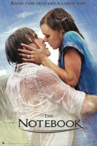 The Notebook on Abby Nierman's Wall