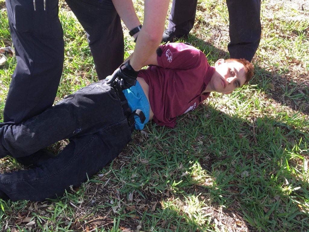 Florida High-School Shooter Nick Cruz (Photo)