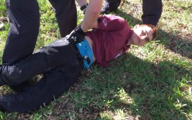 Nikolas Cruz Red Hair