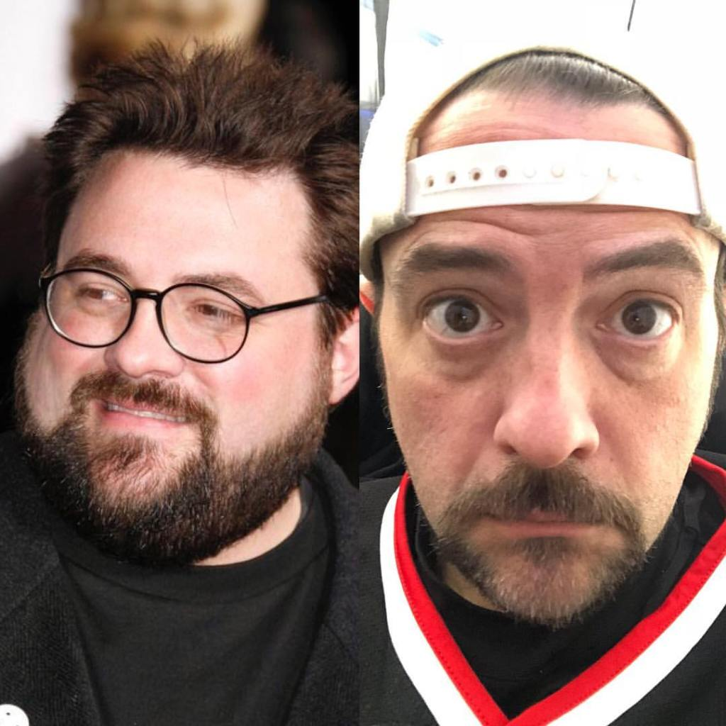 Kevin Smith before after pics