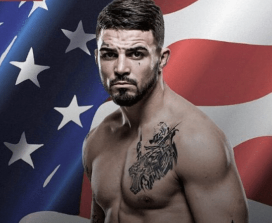 Platinum Mike Perry MMA
