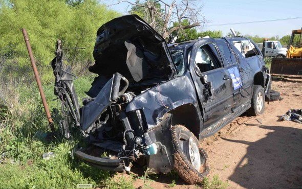 Stormchaser accident crash