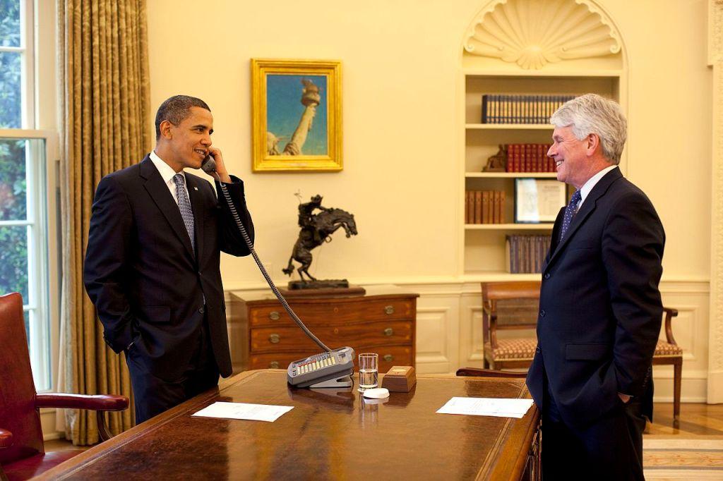 Obama lawyer Greg Craig