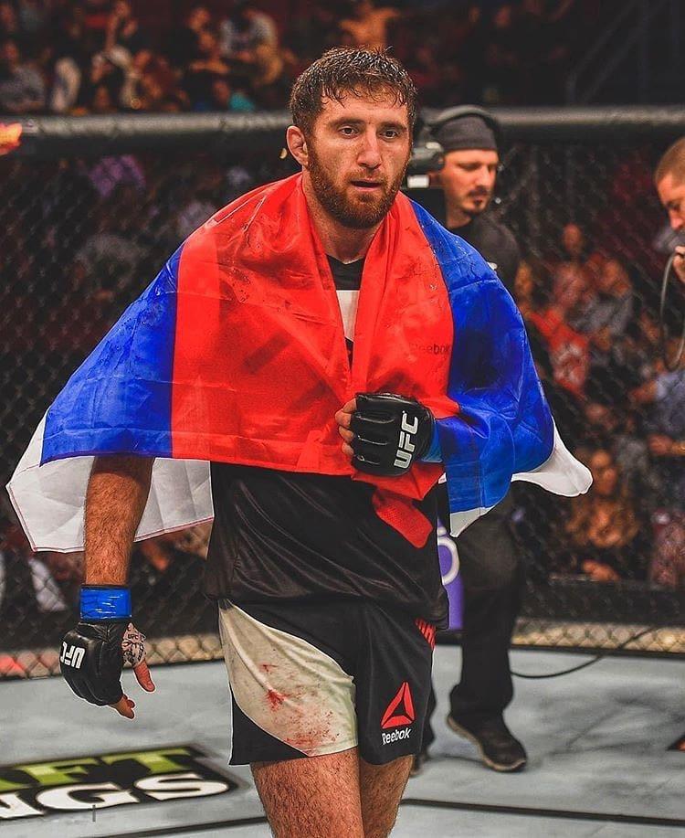 Magomedov UFC ban