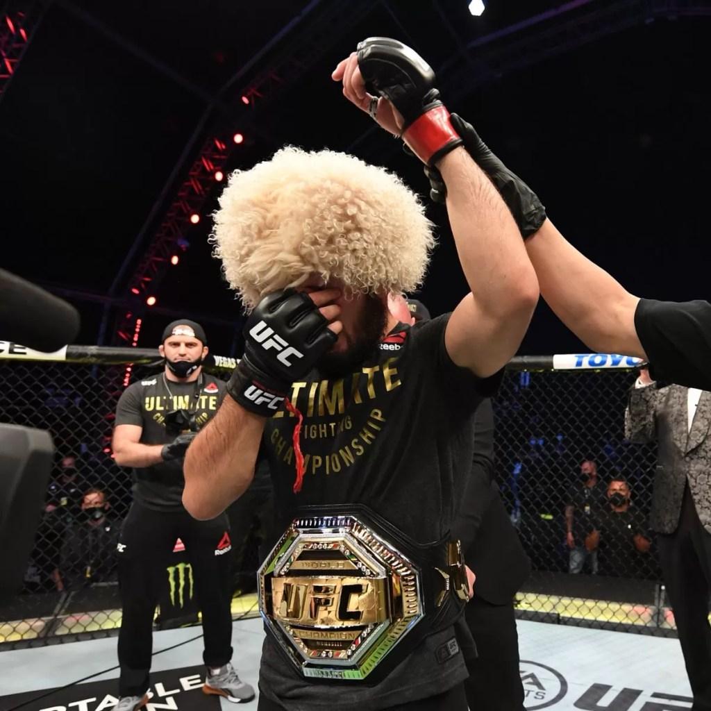 Khabib retires from UFC