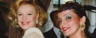 Barbara Sinatra and Marci Weiner