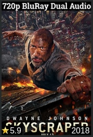 Skyscraper (2018) Dual Audio [Hindi-DD5