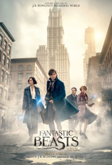 Fantastic Beasts And Where To Find Them (2016) Dual Audio 720p HD Hindi BluRay Full Movie Free Download