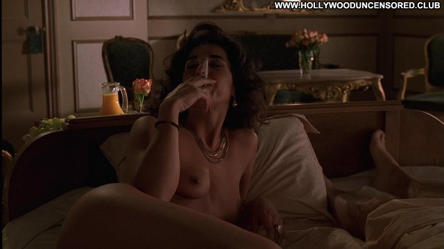 Alida Tarallo The Sopranos Beautiful Brunette Sensual Small Tits