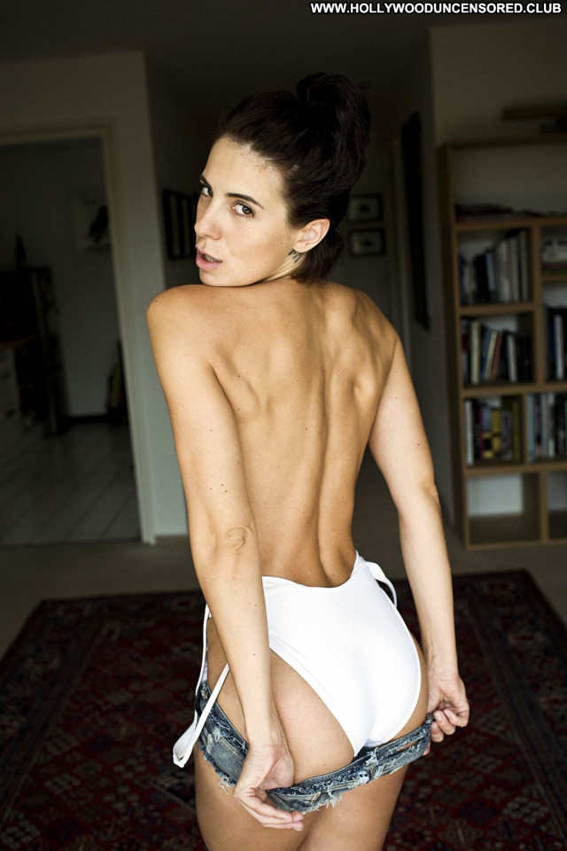 Franzi Skamet Model German Celebrity Posing Hot Babe Beautiful Cute