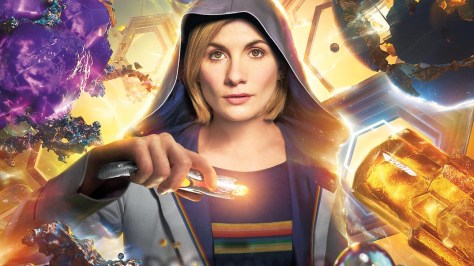 Jodie Whittaker in Doctor Who -
