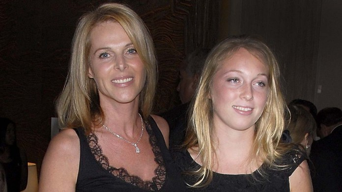 Catherine Oxenberg and daughter India 2007