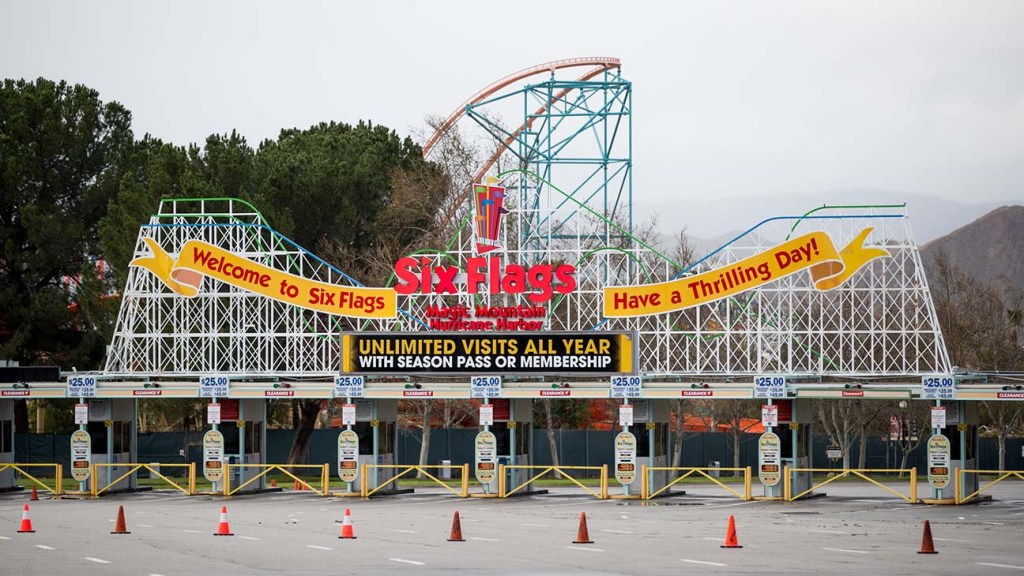 Join us as we go over what you voted to be the best and worst attractions and rides at six flags magic mountain! Six Flags Magic Mountain To Reopen April 1 The Hollywood Reporter