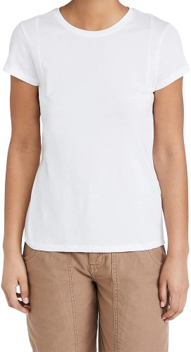 Frame Women's Le Mid Muscle Tee