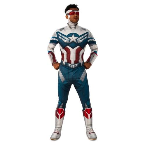 Falcon Winter Soldier Halloween Costume
