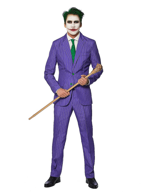 Men's Joker Halloween Costume