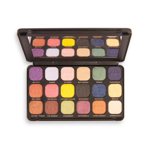 Revolution x Batman This City Needs Me Forever Flawless Palette