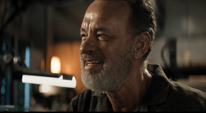 Finch Trailer: Tom Hanks Stars in Film From Game of Thrones Director – The  Hollywood Reporter